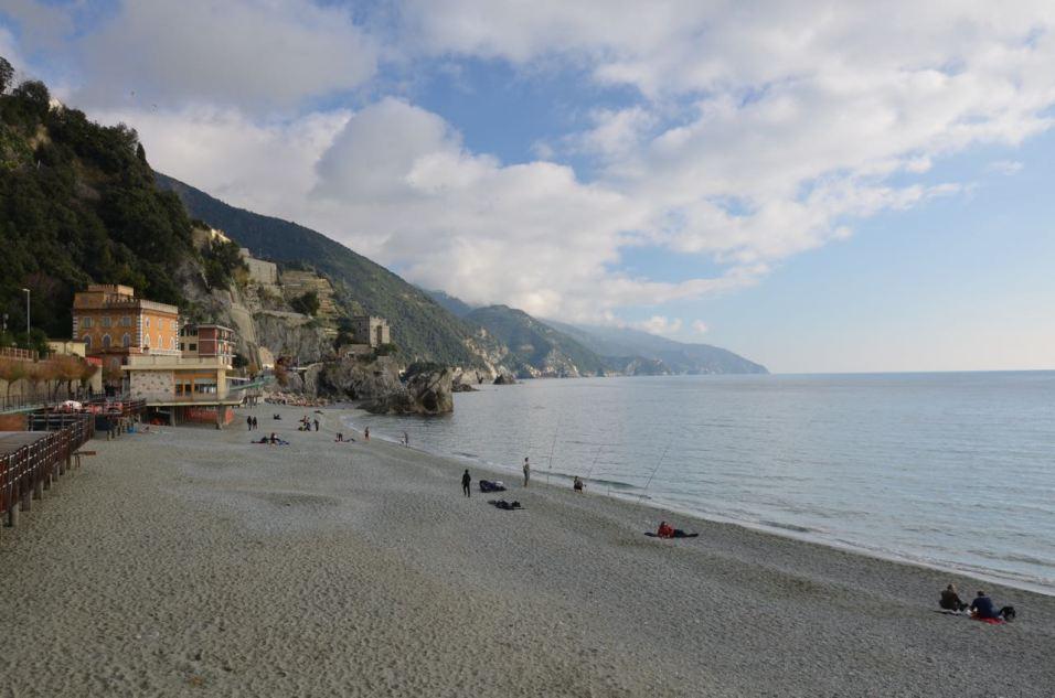 Strand von Levanto